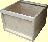 national hive 14x12 brood box