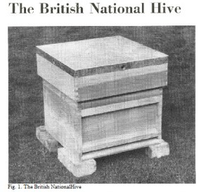 national hive from advisory leaflet 367