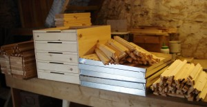 Flat Packed National Hives