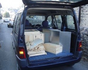 Peak Hives Berlingo