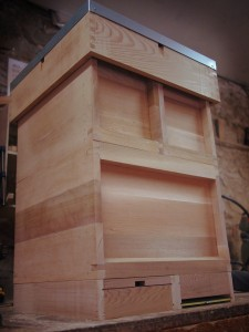 Palmer Style Nucleus Hive